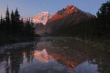 Mount Edith Cavell - Jasper National Park