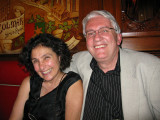 Donna Hollinger and Peter Stemp