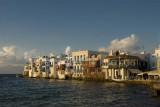 The little Venice in Mykonos