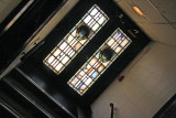 Stained Glass Doors in Water Co