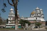 Vista lateral de la Basilica
