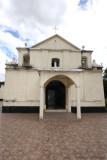 Fachada de la Iglesia El Calvario