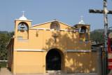 Iglesia Catolica de la Aldea San Antonio las Flores
