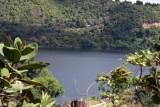 Vista Panoramica de la Laguna Calderas