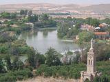 Rio Tajo Visto desde la Ciudad