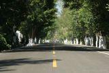 Vista de la Ruta de Ingreso a la Cabecera