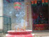Templo en Wan Chai