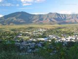 Vista Panoramica de la Ciudad de Salama