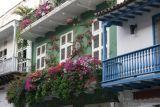 Balcones Tradicionales