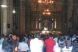 Celebracion de la Santa Misa en la Basilica