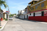 Amplias Calles Caracterizan el Lugar