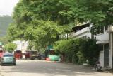 Calle Principal de Morazan