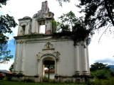 Vista de la Fachada de la Iglesia
