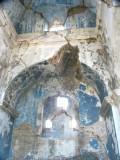 Detalle de lo que fue el Altar Mayor