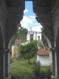 Vista Desde el Altar Mayor Hacia la Nave Central