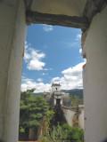 Vista Desde el Campanario Hacia el Altar Mayor