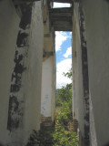 Pasillos de Entrada a la Nave Principal de la Iglesia