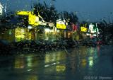 Shopping in Rain