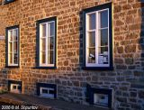 Windows of Vieux Quebec #2