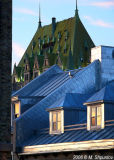 Roofs of Vieux Quebec