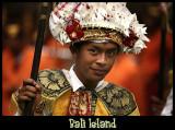 Balinese warrior