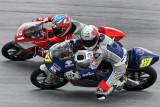 Jakub Kornfeil (21) and Luca Marconi (87) 125cc (9055)