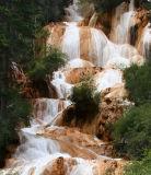 Zhaga Waterfall, Munigou Scenic Area (Aug 06)
