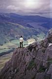 Pinnacle Ridge St Sunday Crag 1967