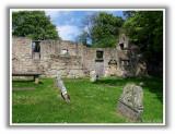 Ruins of St Bridget's Kirk