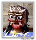 Oriental Mask
