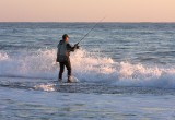 Surf Fishing Enjoyment