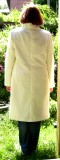 Muslin Coat  w/Suit Under - Back Narrowed