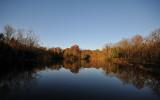 Powel Crosley Lake Sunset