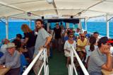 At the boat