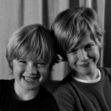Samuël, David & Joëlle @ Alkmaar 02.11.09