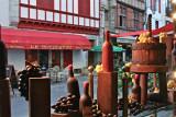 Maison Adam Macarons & Chcolats Shop - Chocolat window display