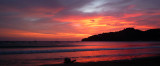 Sunset From Iguana Beach Bar