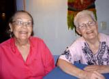 Maggie & Jean Celebrate Maggie's 85th Birthday