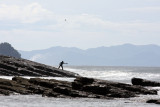 Fishing at Yankee Beach