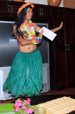 Leilani enchants with a special dance.
