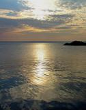 Sunset at Wild Cove, White Bay