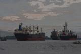Ships from Panama, Hong Kong and Singapore