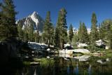 Tarn by Emerald Lake