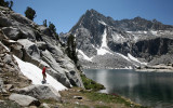 Ski - Hungry Packer Lake