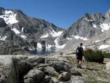 On Ridge Toward Echo Lake
