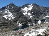 Above Echo Lake
