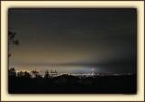 Smoke Over Santa Monica Bay
