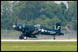 Chance Vought F4U-4 Corsair