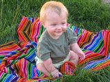 Simon: 7 Months, September 2006