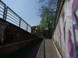 Trier Walkway by Kristi
